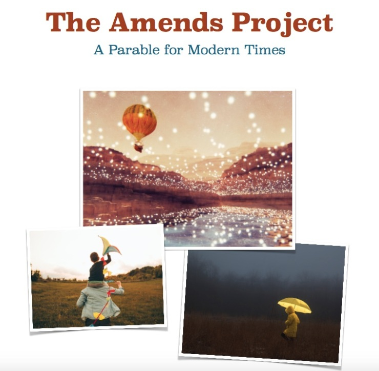 Amends Project title image