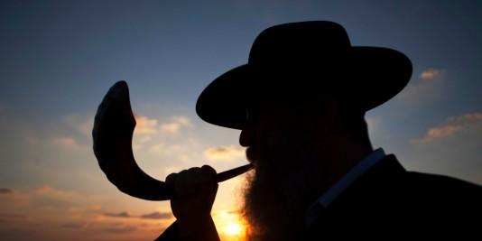 Mideast Israel Palestinians Rosh Hashana