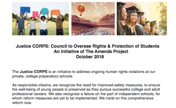 Justice CORPS Initiative image