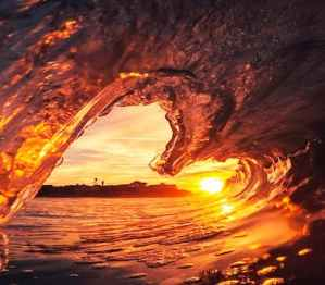 wave swell heart