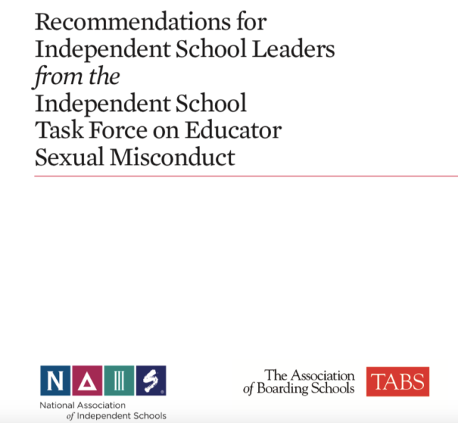 Task Force Recommendations image