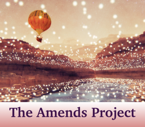 Amends Project logo color