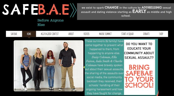 Safe BAE banner image
