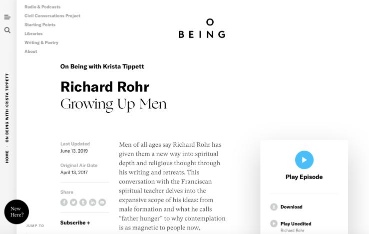 Richard Rohr image
