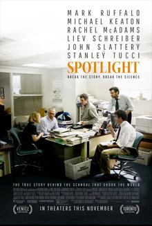 Spotlight film image