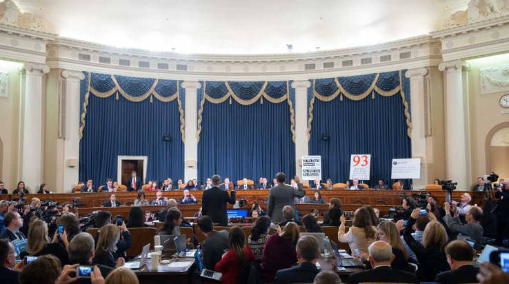impeachment hearings image