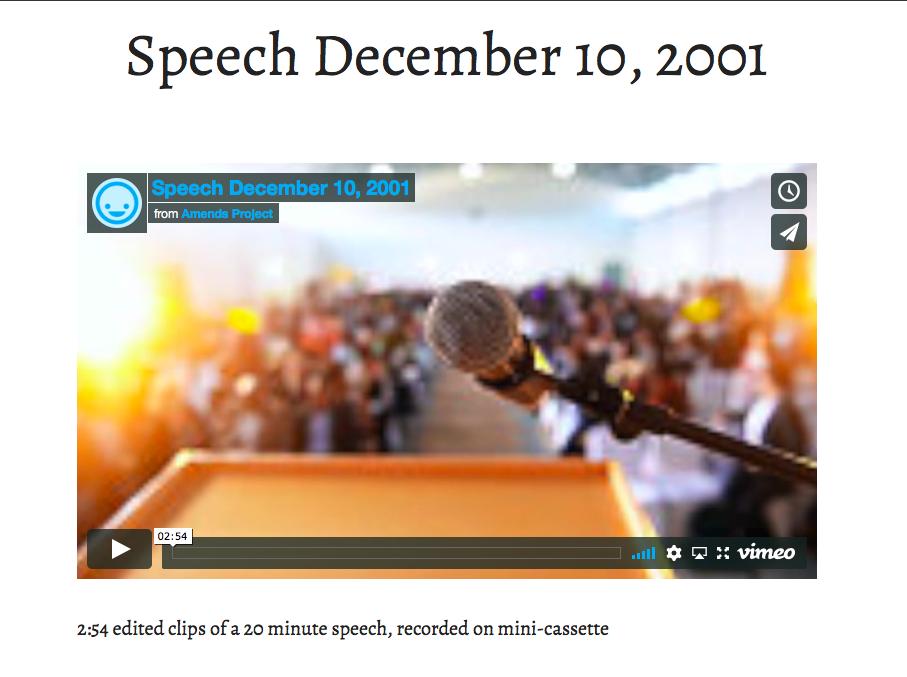speech page image
