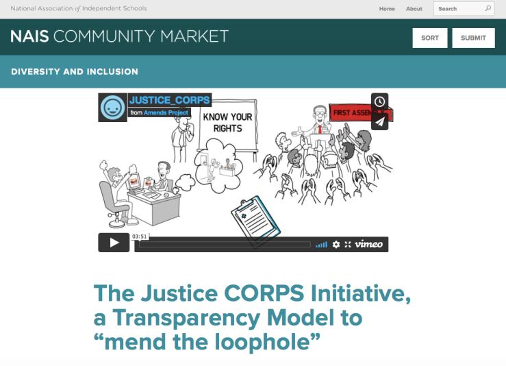 JCorps Communiuty Market